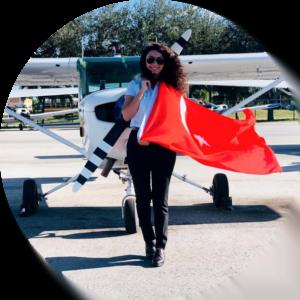 ilayda naz dermencioglu 300x300 - IFA FLY | Uçuş Okulu | Pilotluk Eğitimi | Pilotluk Okulu
