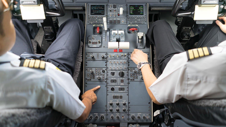 Pilotluk 2 - Amerika Pilot Akademisi